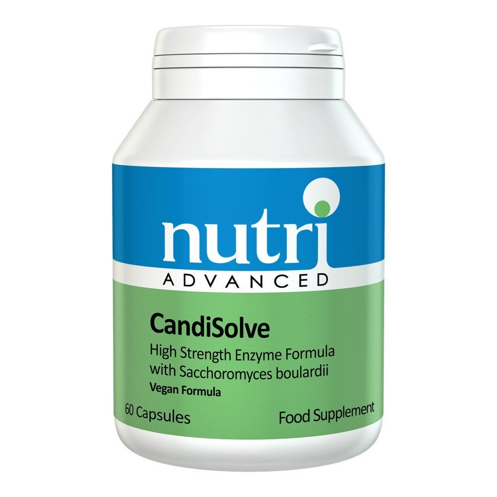 Nutri Advanced CandiSolve 60 Capsules - Lifestyle Labs