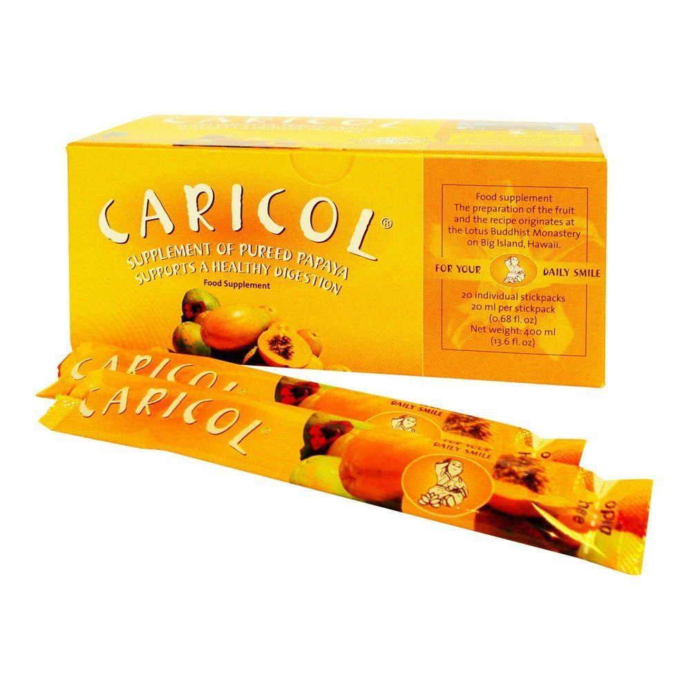 Nutri Advanced Caricol 20 Sticks - Lifestyle Labs