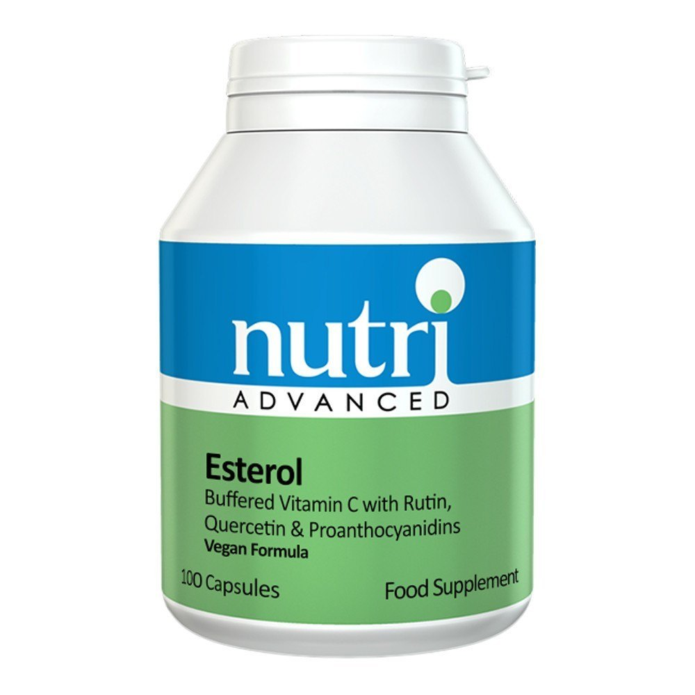 Nutri Advanced Esterol 100 Capsules - Lifestyle Labs