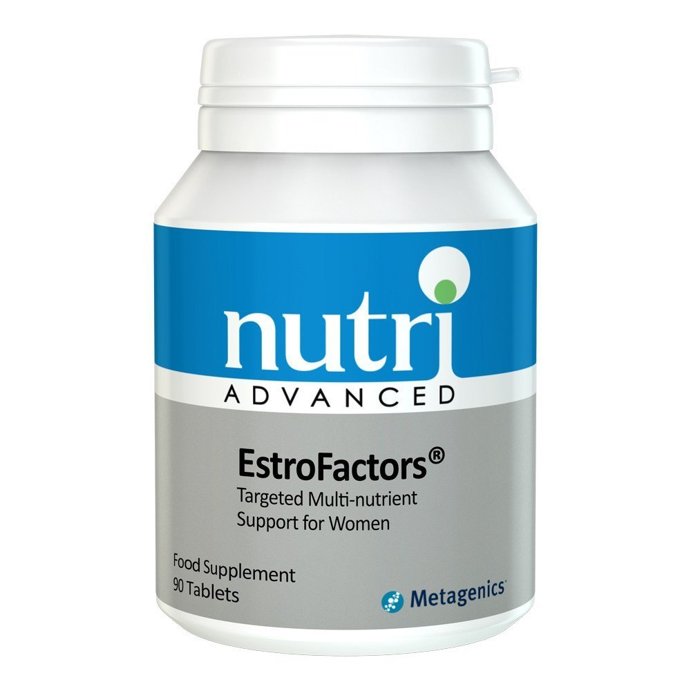 Nutri Advanced EstroFactors 90 Tablets - Lifestyle Labs