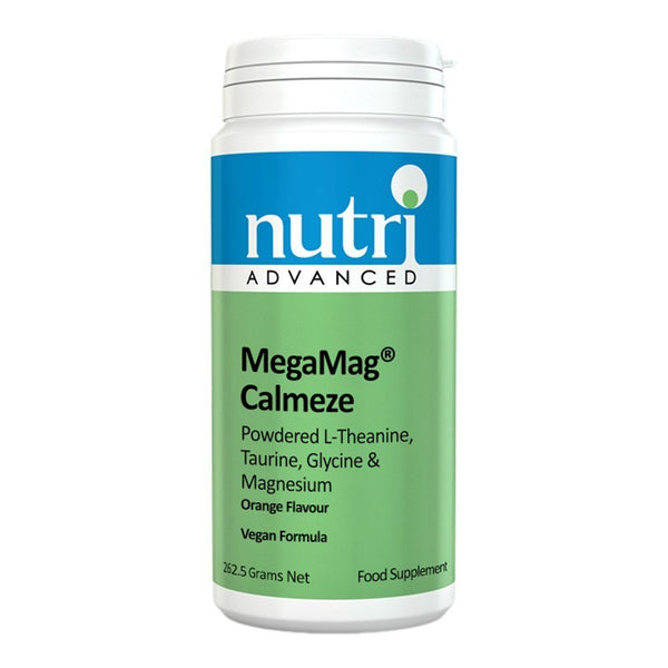 Nutri Advanced MegaMag® Calmeze 263 g Powder - Lifestyle Labs