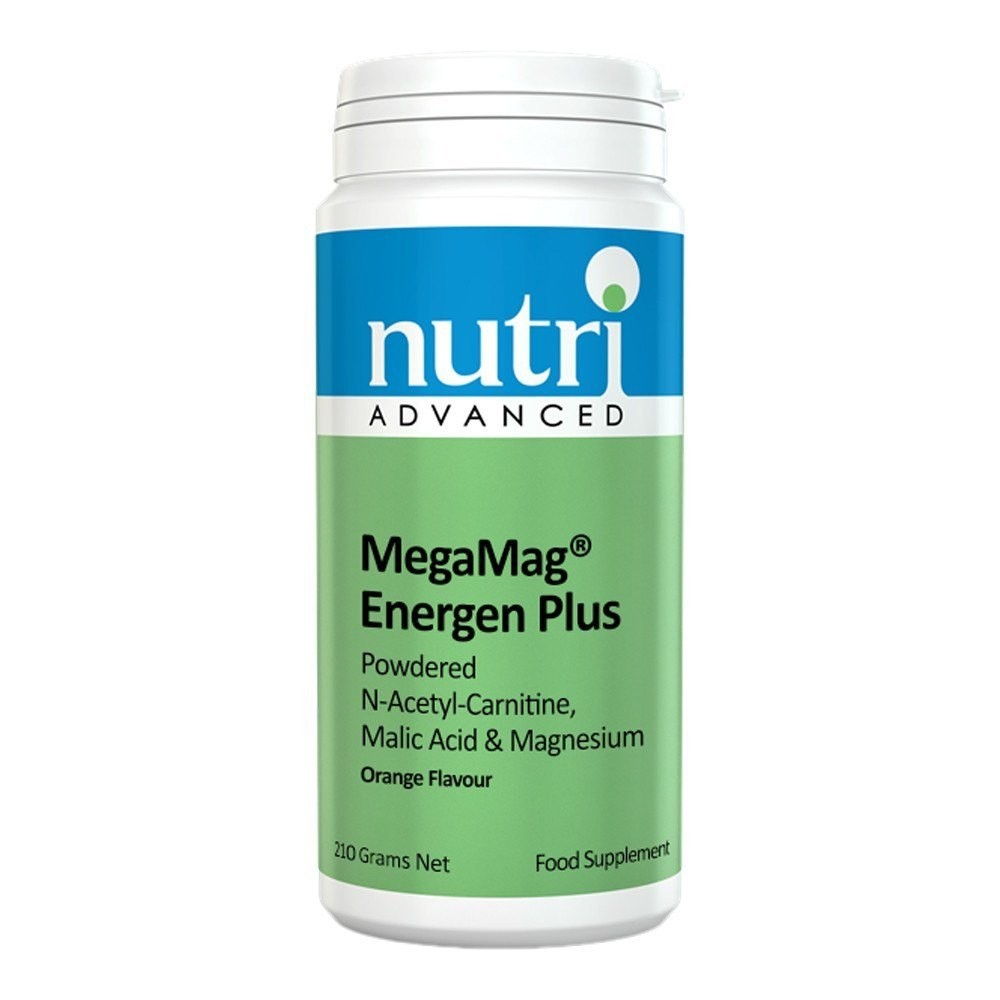 Nutri Advanced MegaMag® Energen Plus 210 g Powder - Lifestyle Labs