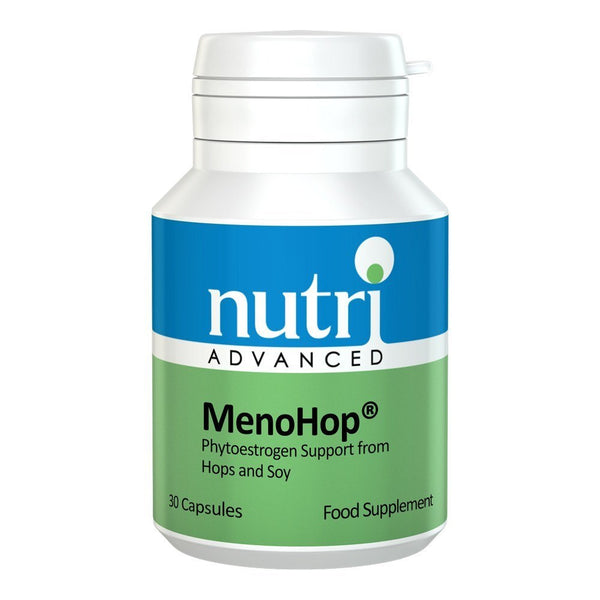 Nutri Advanced MenoHop 30 Capsules - Lifestyle Labs