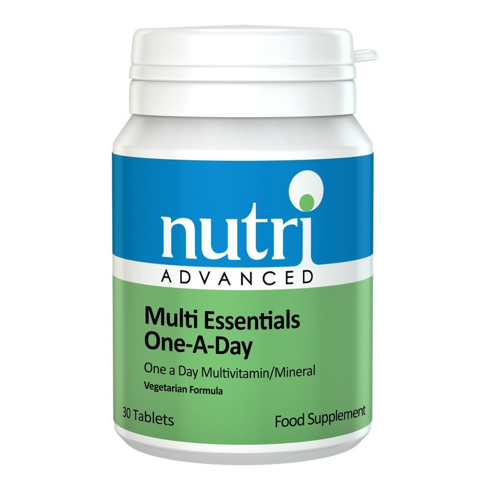 VMS - Nutri Advanced Multi Essentials One-A-Day 30 Tablets
