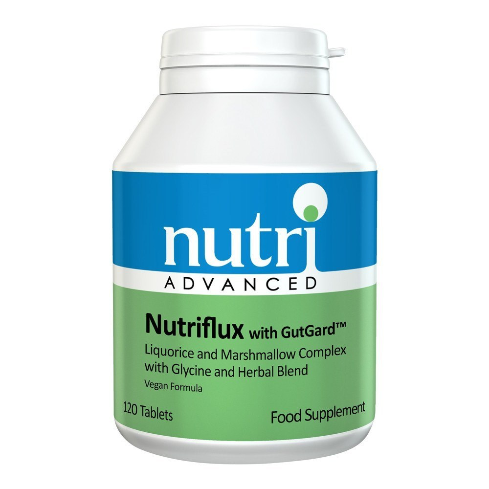 Nutri Advanced Nutriflux 60 Tablets - Lifestyle Labs