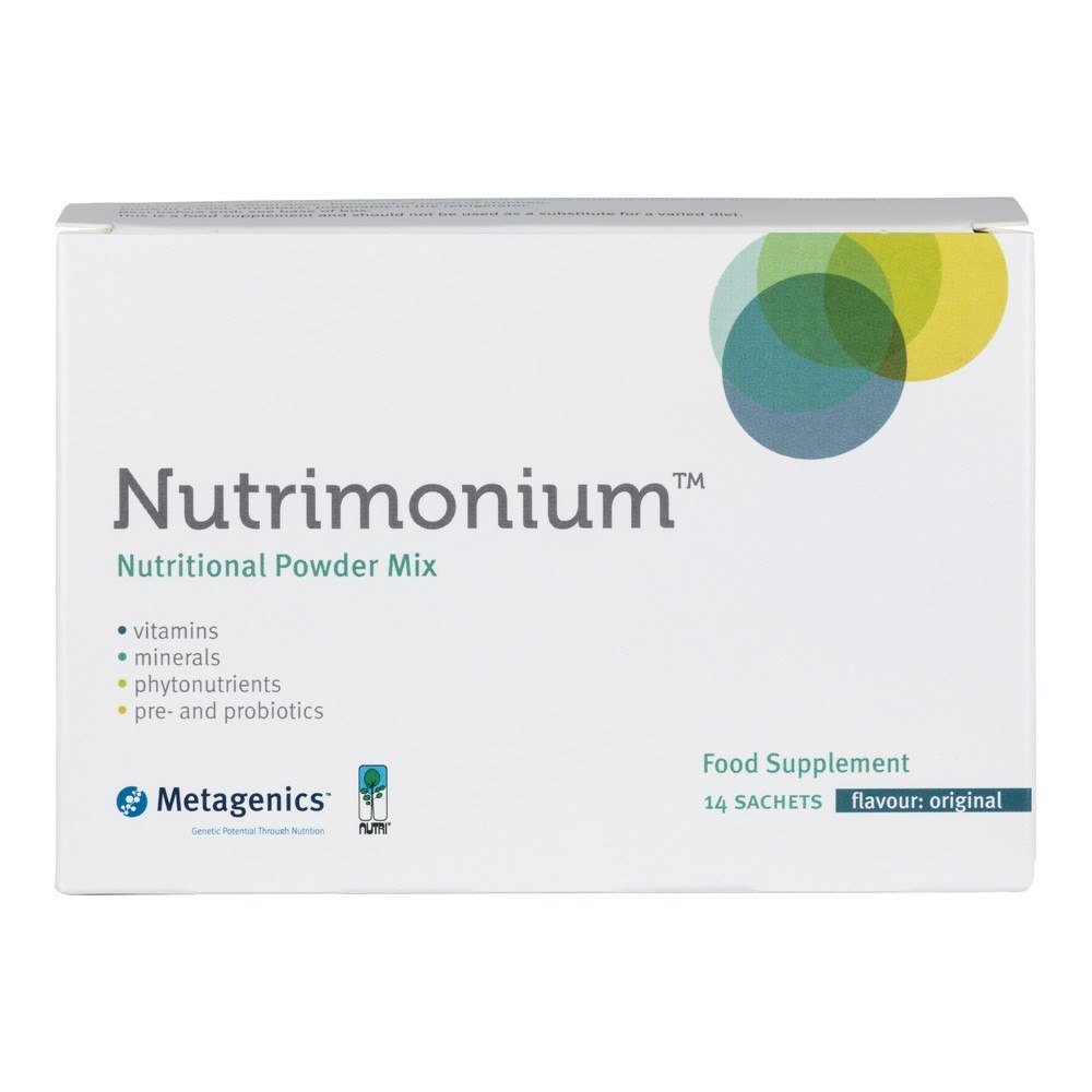 Nutri Advanced Nutrimonium 14 Sachets - Lifestyle Labs