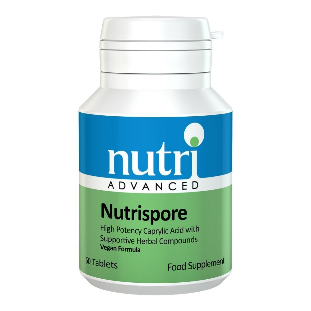 Nutri Advanced Nutrispore 60 Tablets - Lifestyle Labs