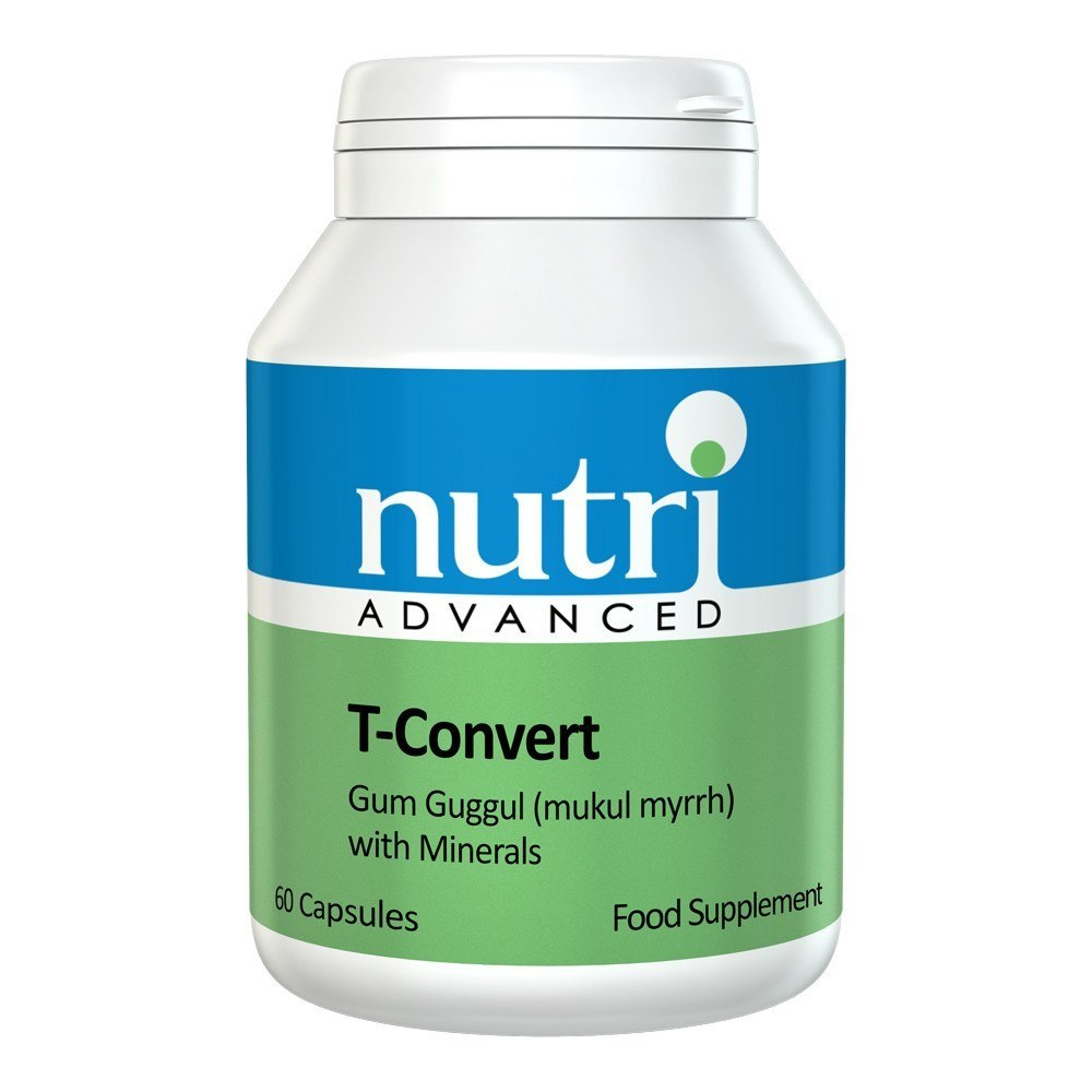 Nutri Advanced T-Convert 60 Capsules - Lifestyle Labs
