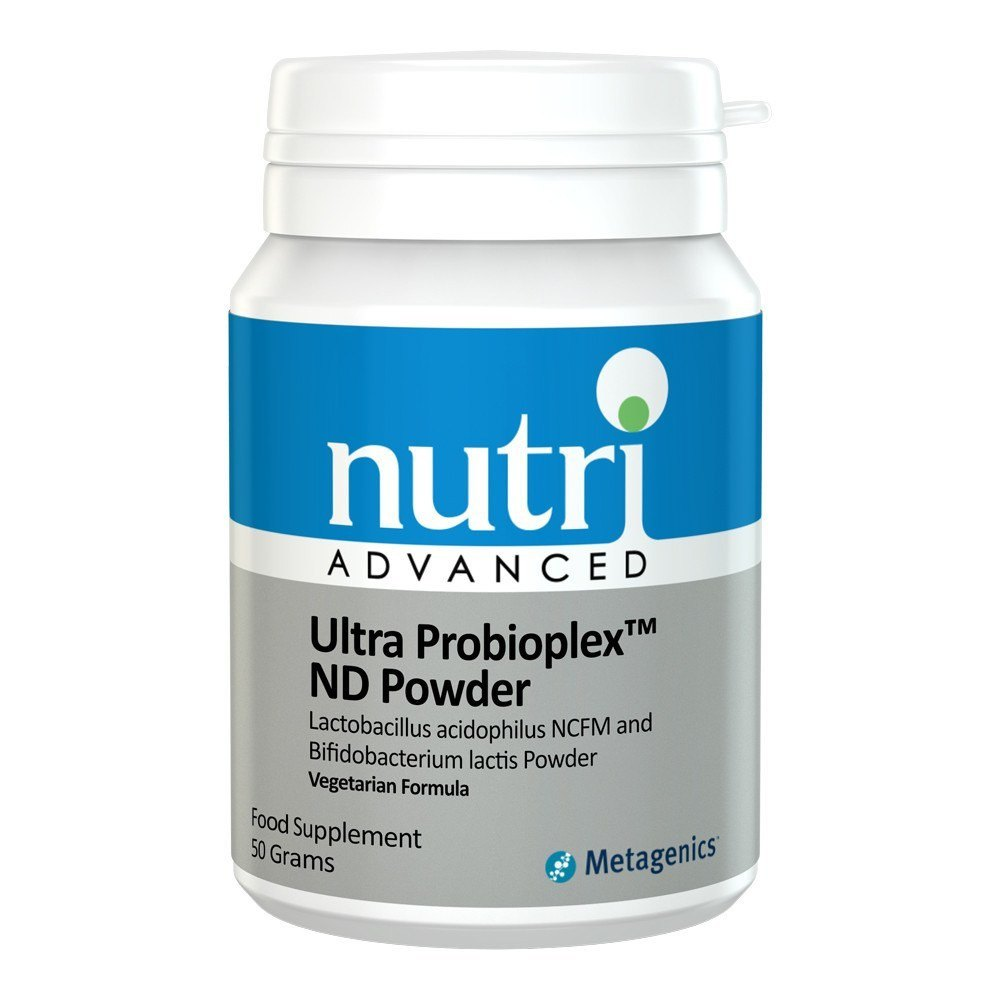 Nutri Advanced Ultra Probioplex ND Powder 50 g Powder - Lifestyle Labs
