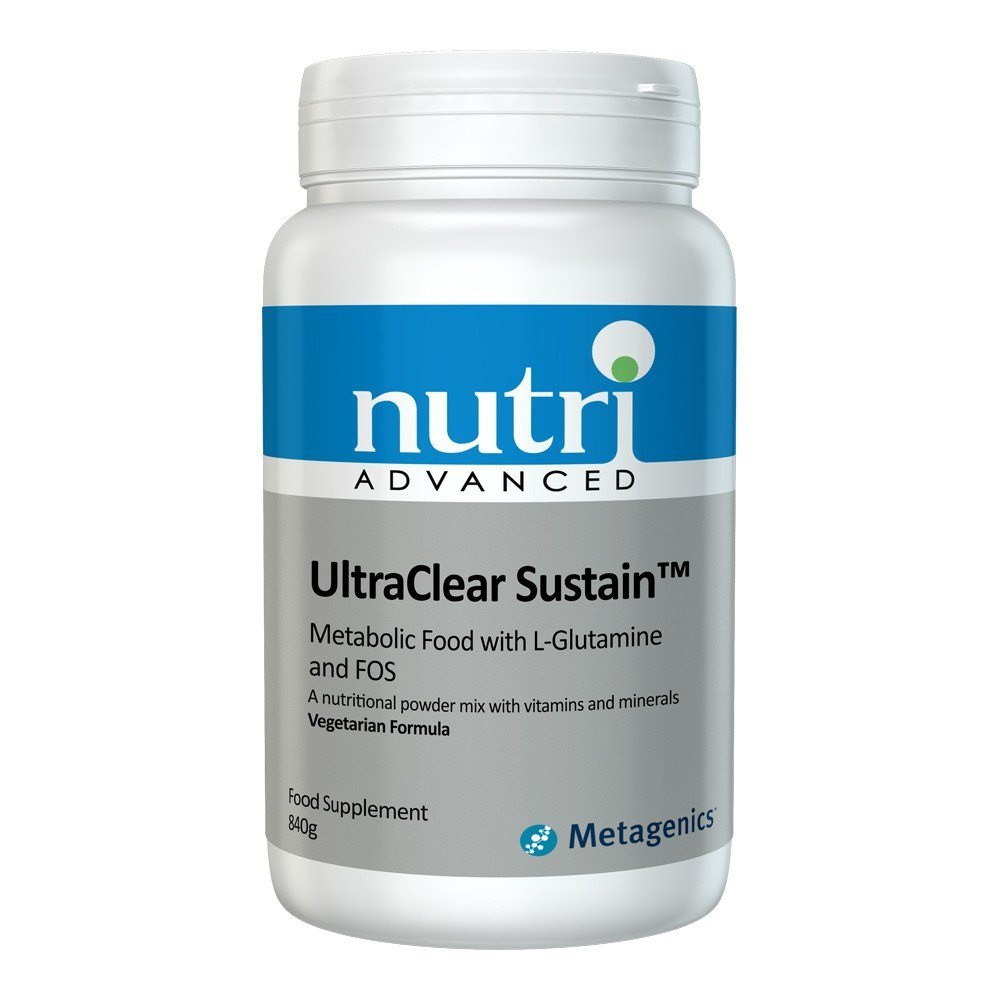 Nutri Advanced UltraClear Sustain 840 g Powder - Lifestyle Labs