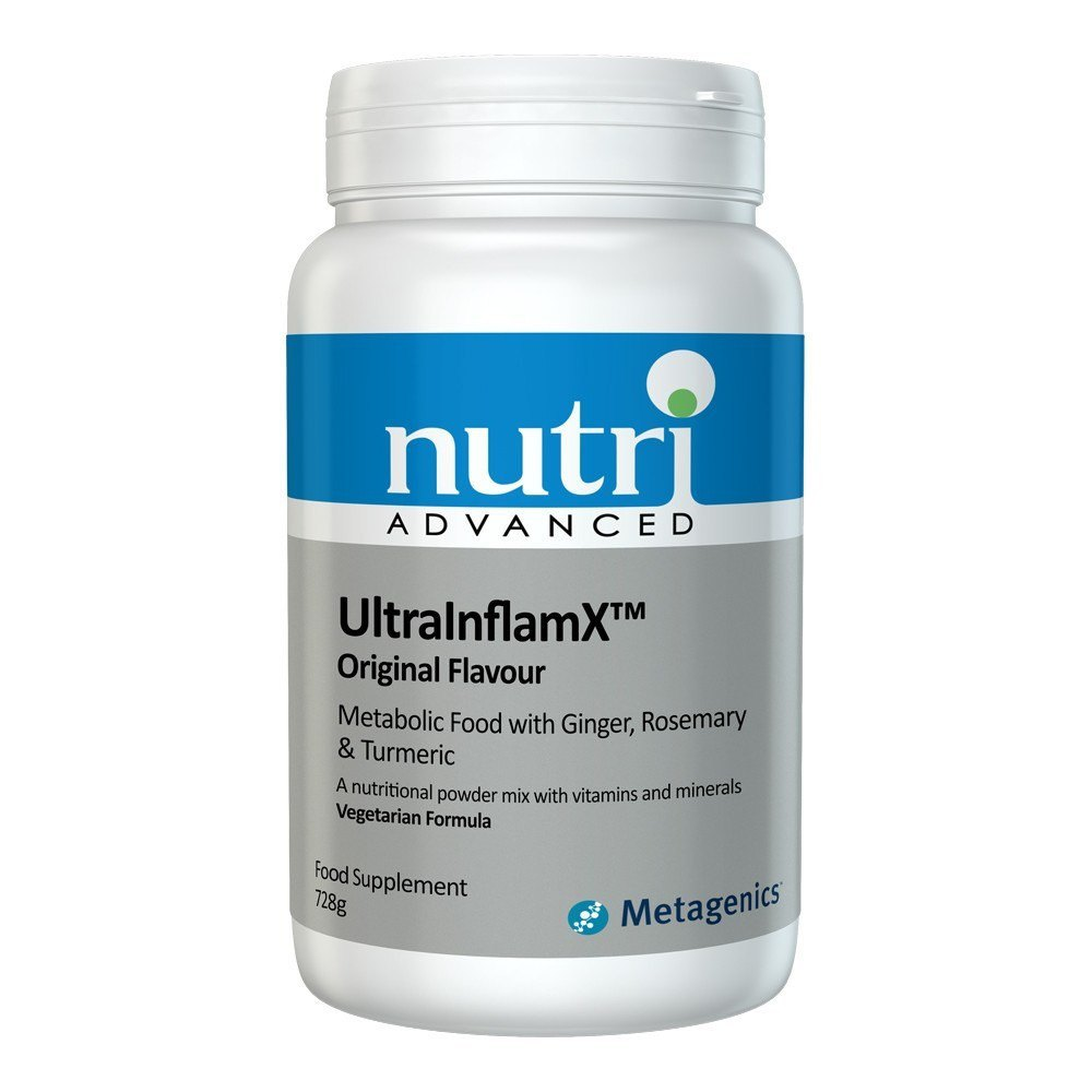 Nutri Advanced UltraInflamX 728 g Powder - Lifestyle Labs