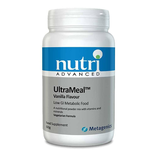 Nutri Advanced UltraMeal 630 g Vanilla Powder - Lifestyle Labs