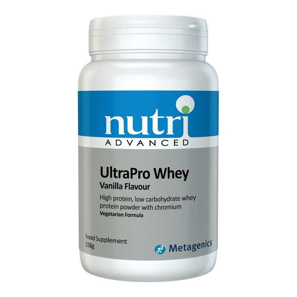 VMS - Nutri Advanced UltraPro Whey 518 G Vanilla Powder