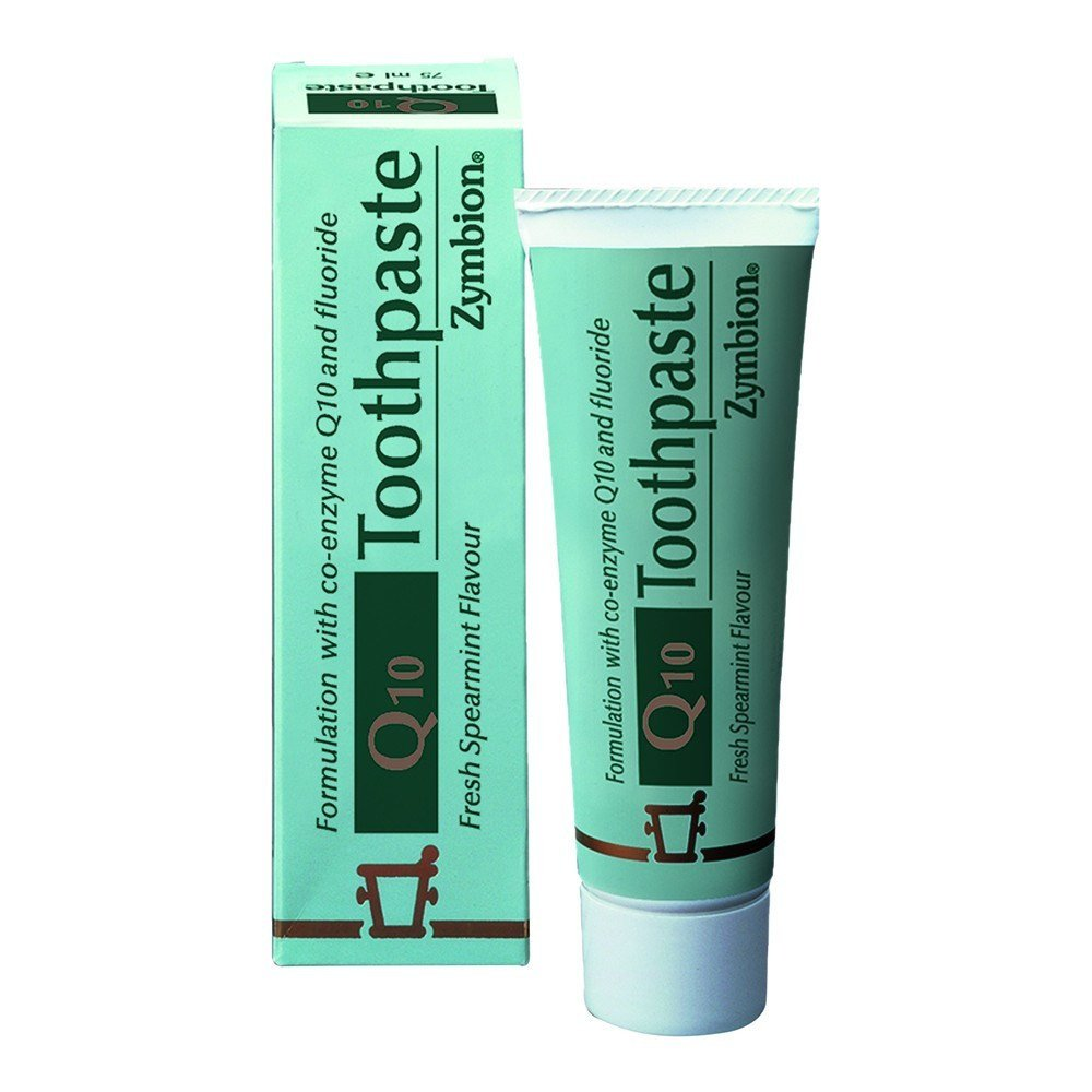 Pharma Nord Q10 + Fluoride Toothpaste 75ml Cream - Lifestyle Labs