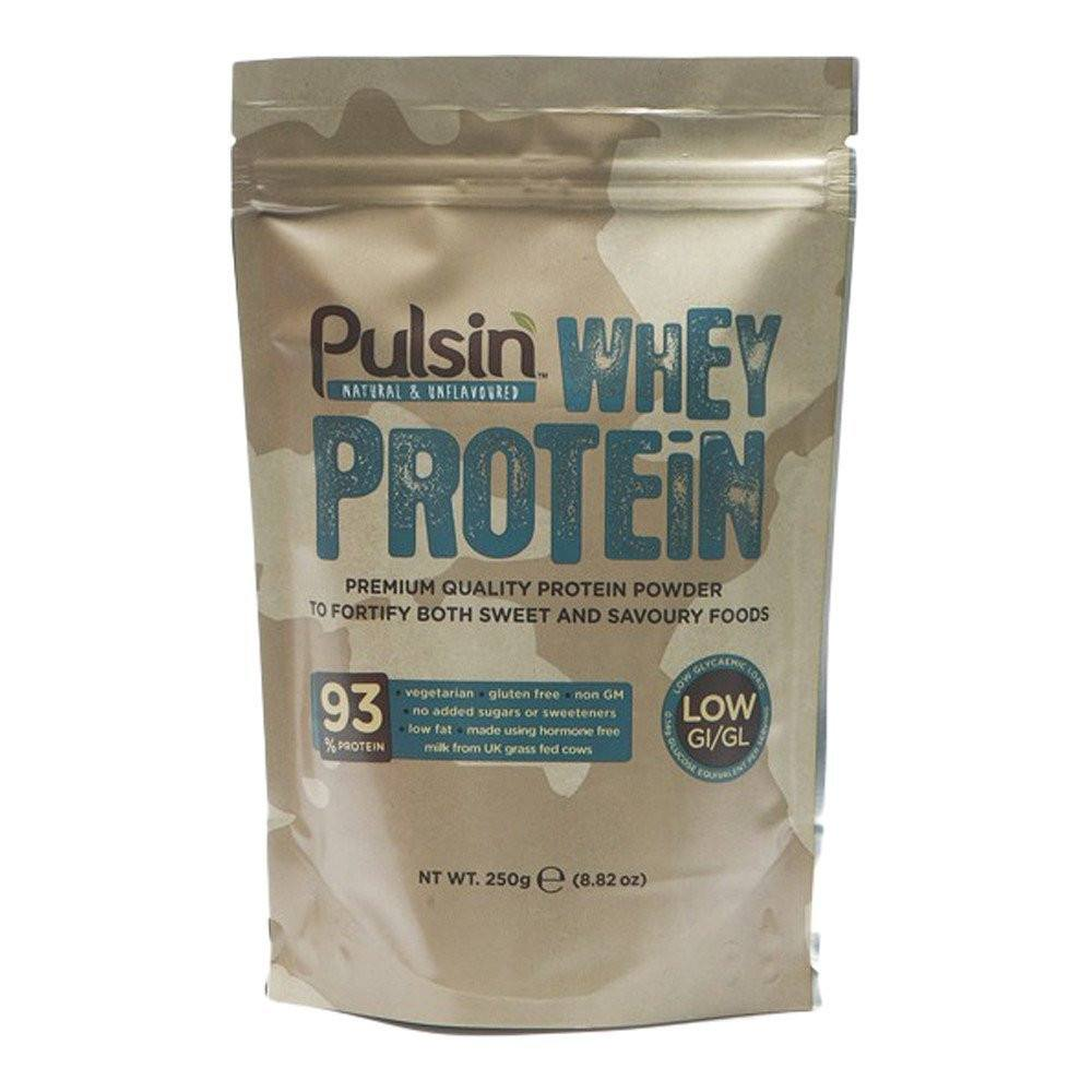 Pulsin Whey Protein Isolate 250 g Powder - Lifestyle Labs