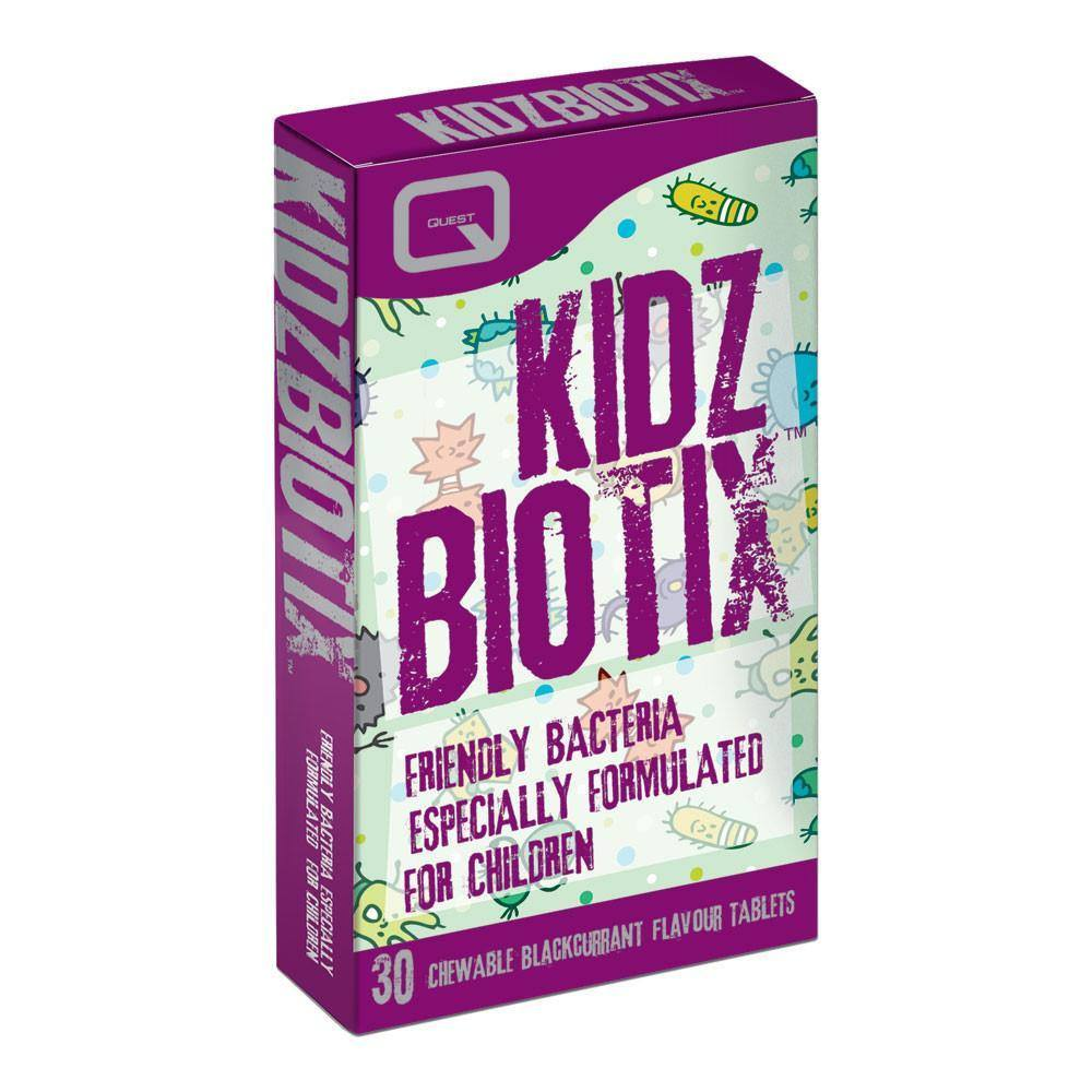 VMS - Quest KidzBiotix 2 Billion 30 Chewables
