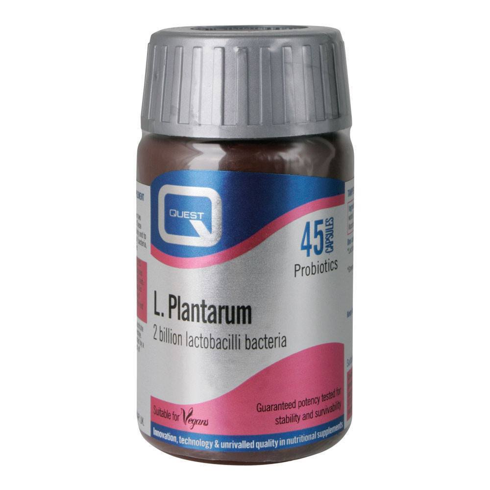 VMS - Quest L Plantarum 2 Billion 45 Capsules
