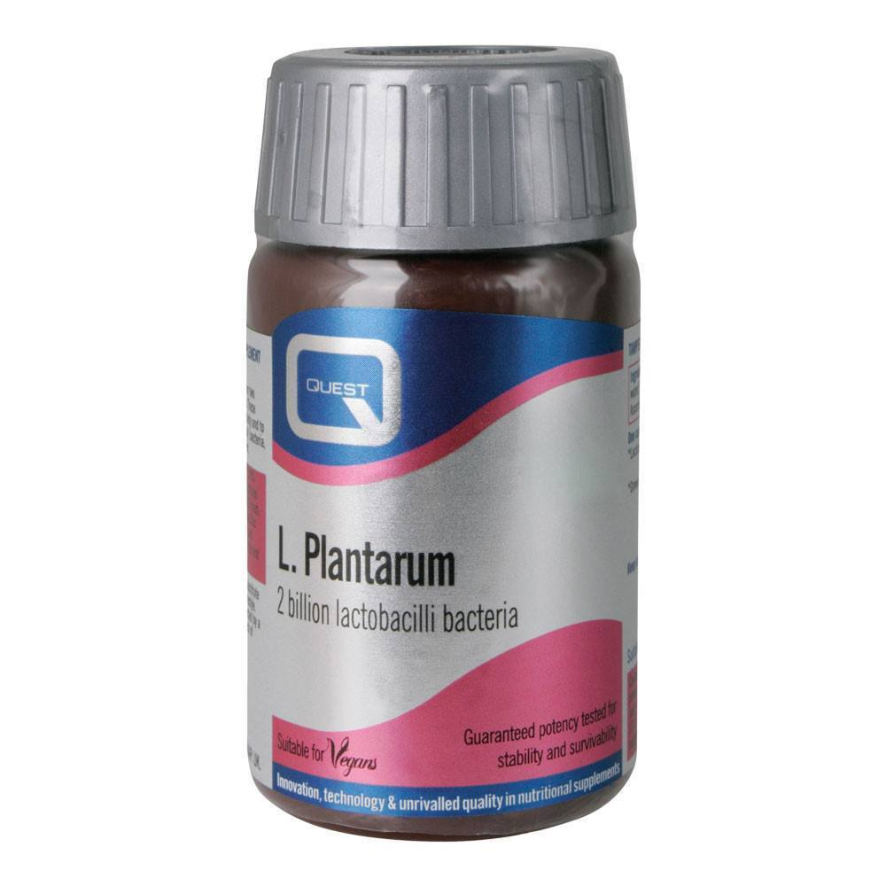 VMS - Quest L Plantarum 2 Billion 90 Capsules