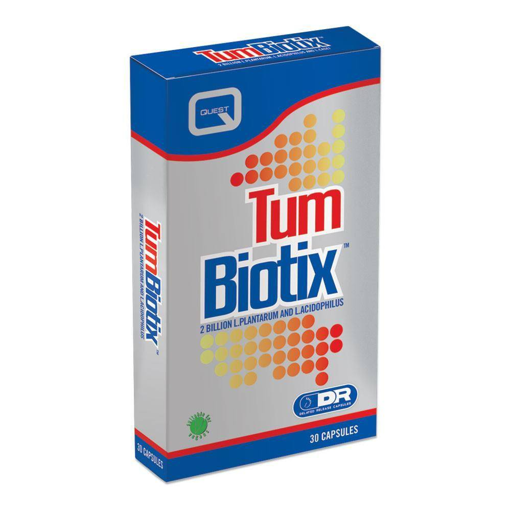 VMS - Quest TumBiotix 2 Billion 30 Capsules