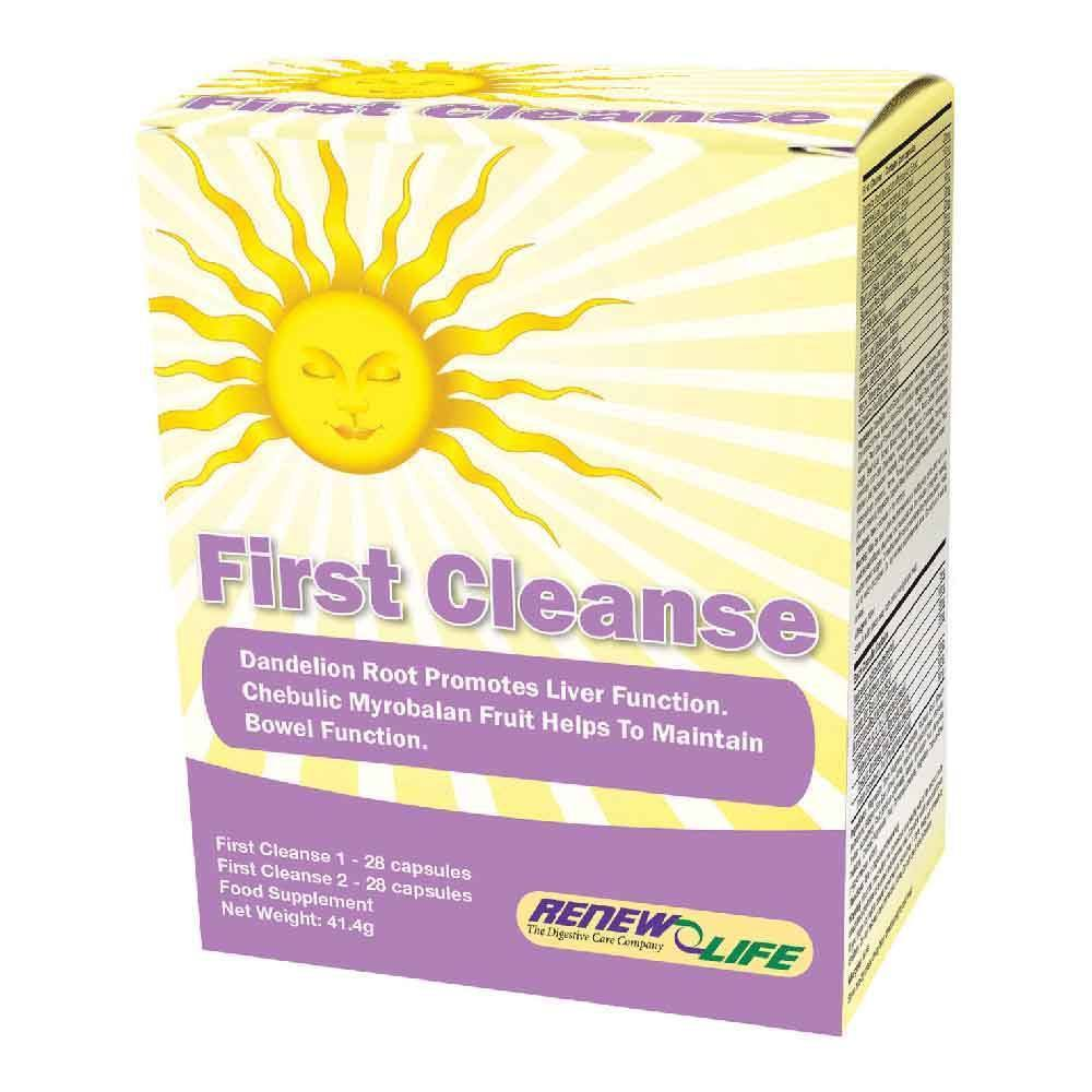 VMS - Renew Life First Cleanse 56 Capsules