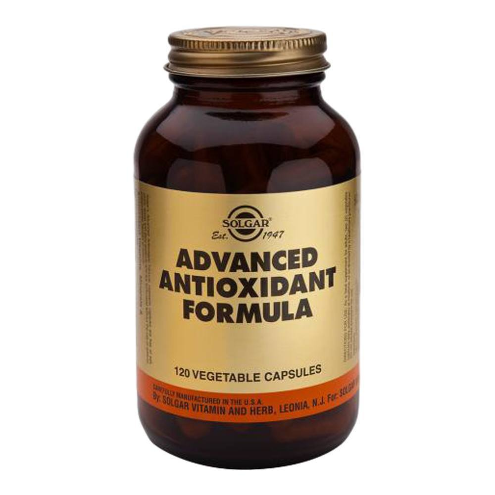 VMS - Solgar Advanced Antioxidant Formula 120 Capsules
