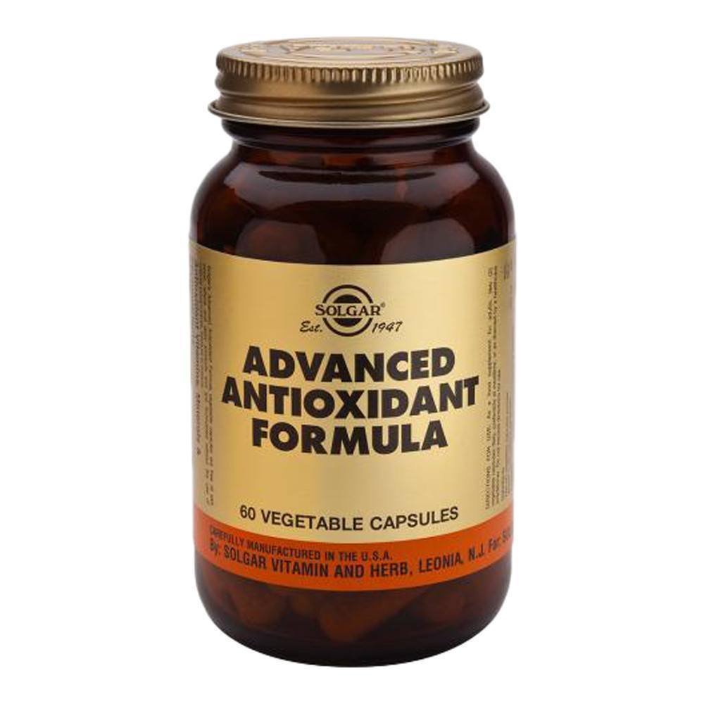 VMS - Solgar Advanced Antioxidant Formula 60 Capsules