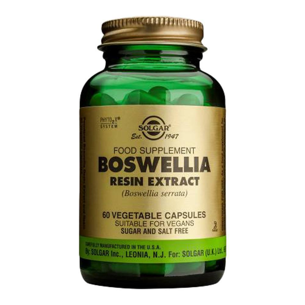 VMS - Solgar Boswellia Resin Extract 350 Mg 60 Capsules