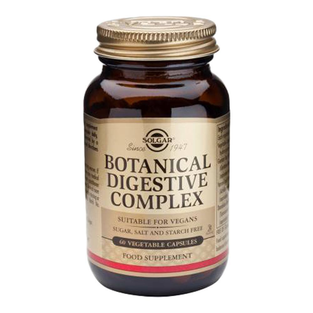 VMS - Solgar Botanical Digestive Complex 60 Capsules