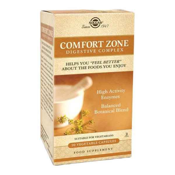 VMS - Solgar Comfort Zone Digestive Complex 90 Capsules