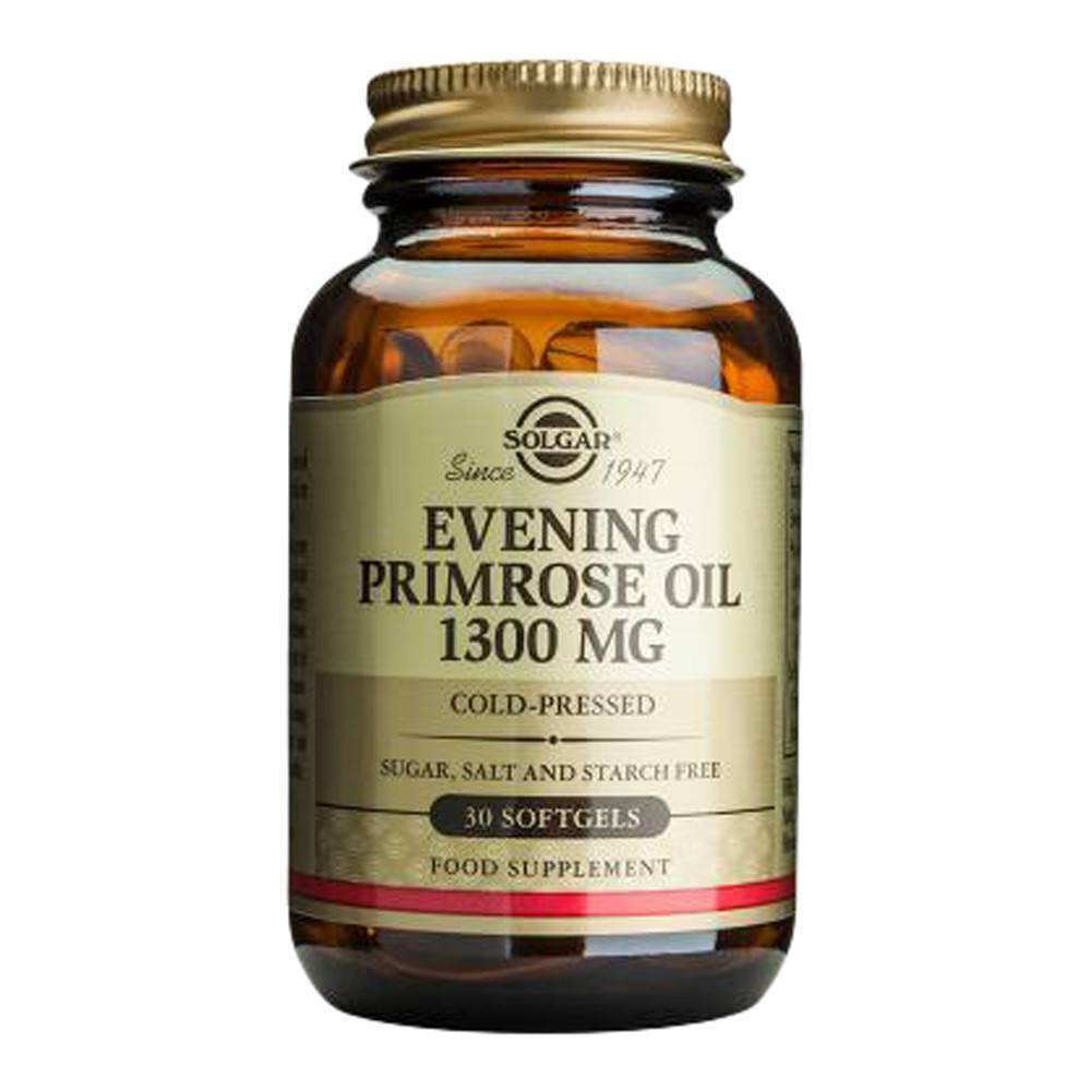 VMS - Solgar Evening Primrose Oil 1300 Mg 30 Softgels