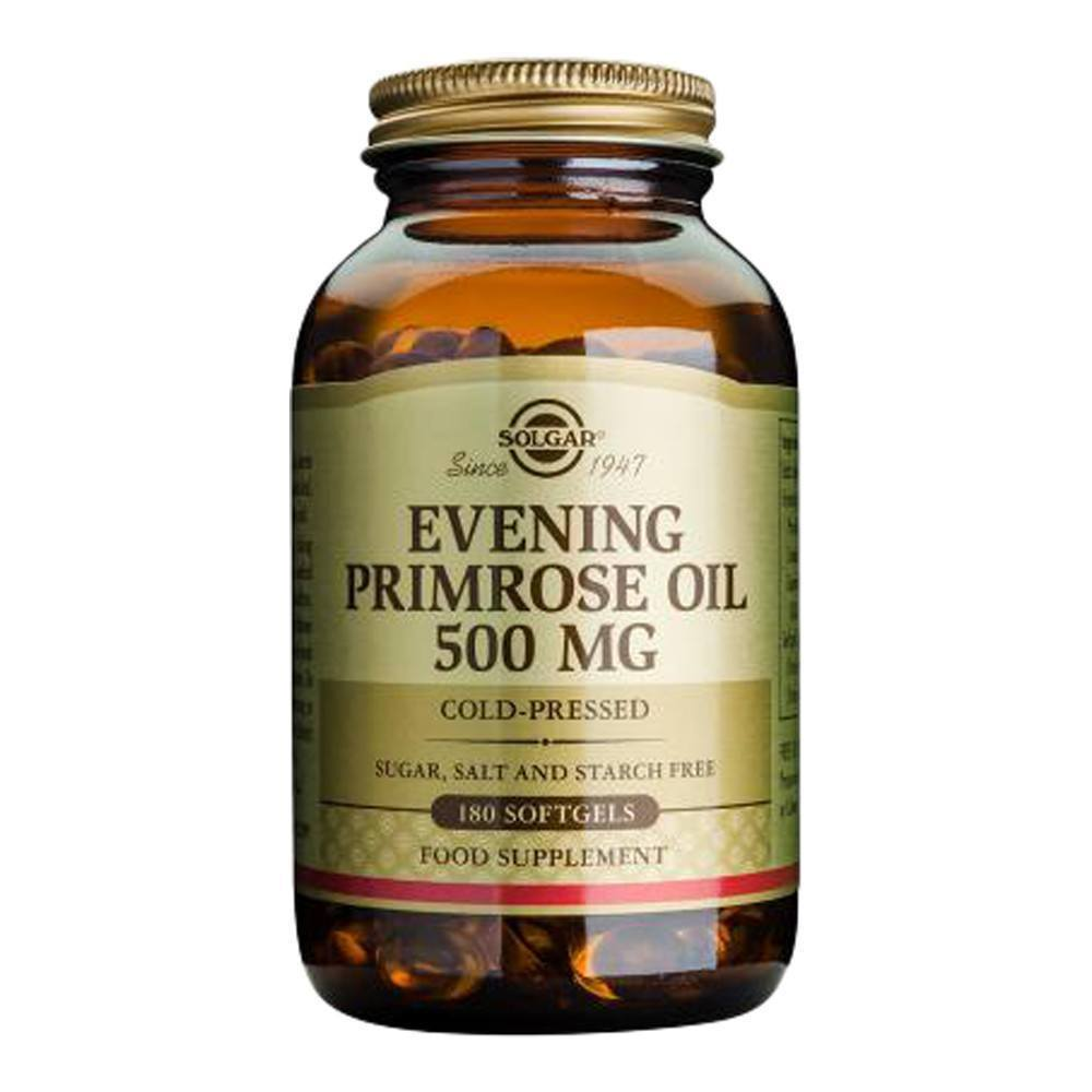 VMS - Solgar Evening Primrose Oil 500 Mg 180 Softgels