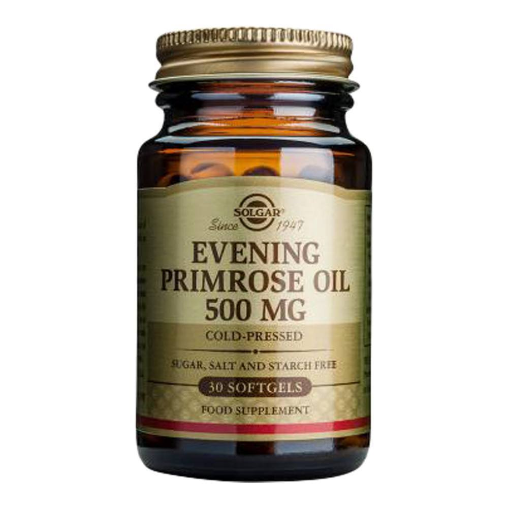 VMS - Solgar Evening Primrose Oil 500 Mg 30 Softgels