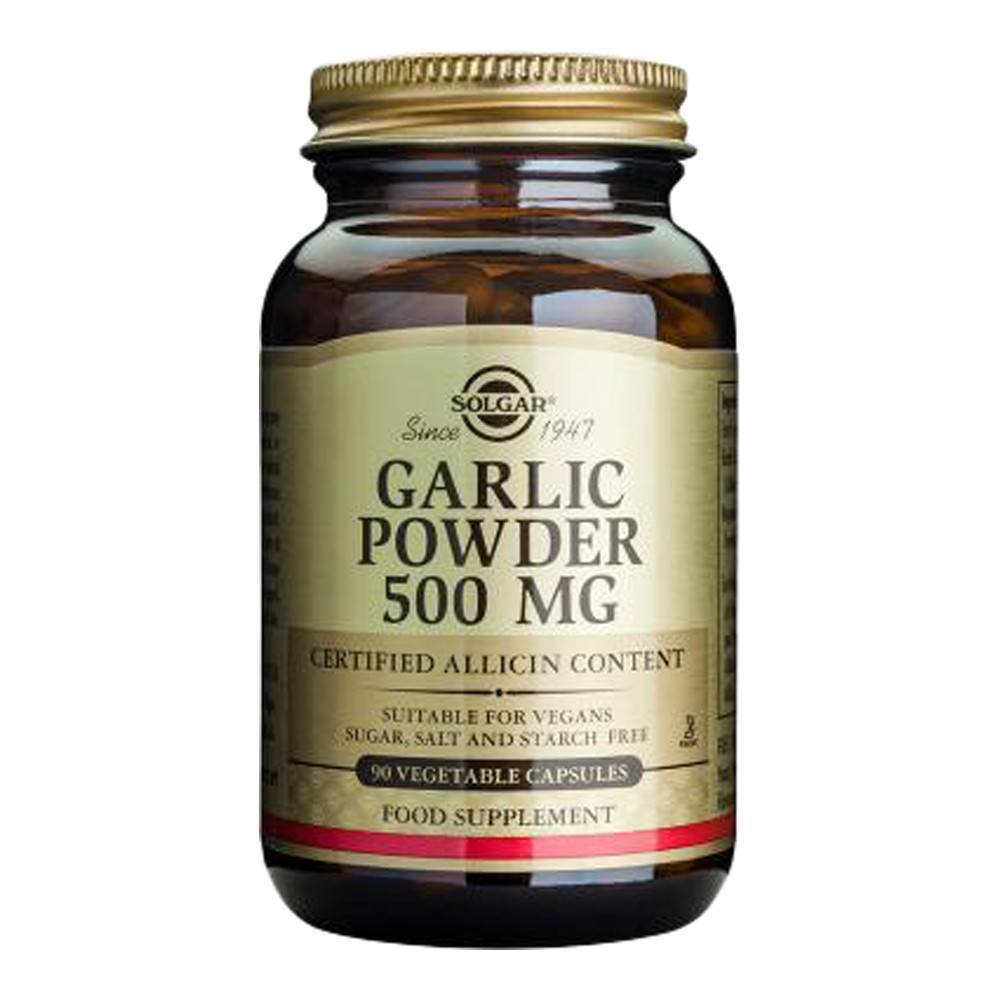 VMS - Solgar Garlic Powder 500 Mg 90 Capsules