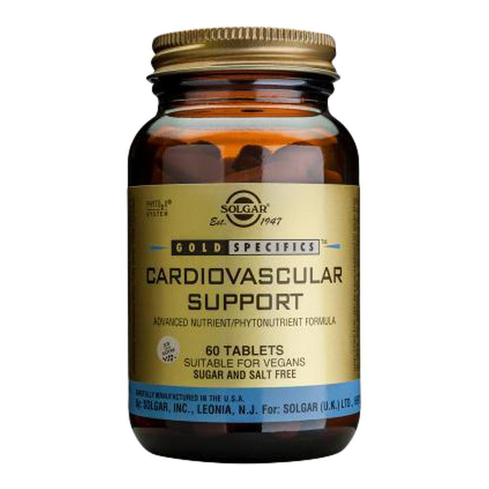 VMS - Solgar Gold Specifics™ Cardiovascular Support 60 Tablets