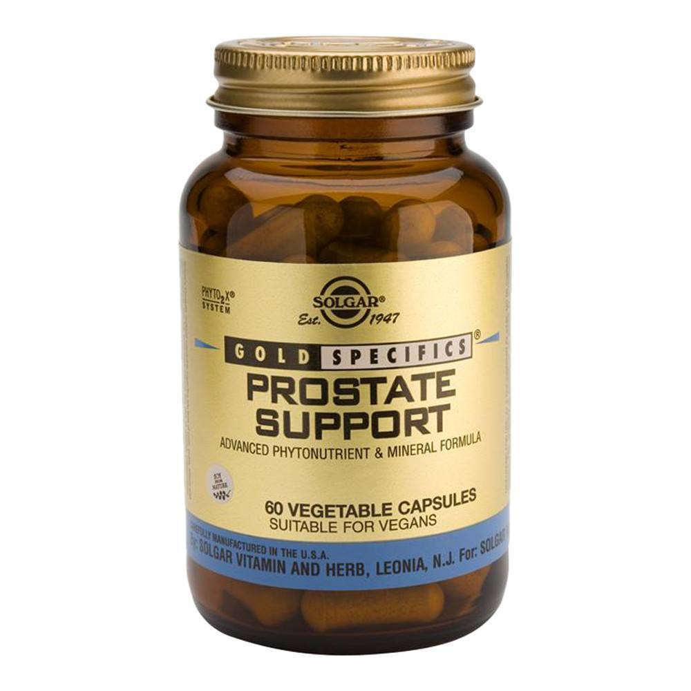 VMS - Solgar Gold Specifics Prostate Support 60 Capsules
