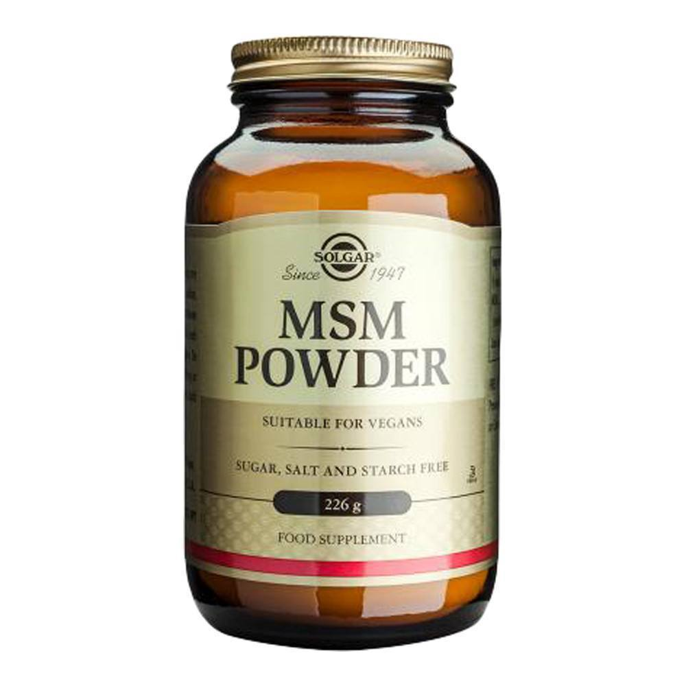 VMS - Solgar MSM 3000 Mg 226 G Powder