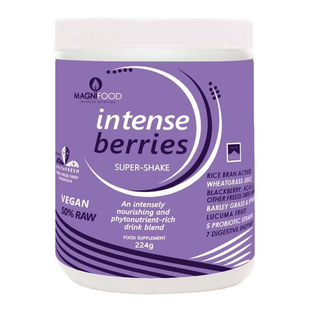 VMS - Terranova Intense Berries Super Shake 224 G Powder