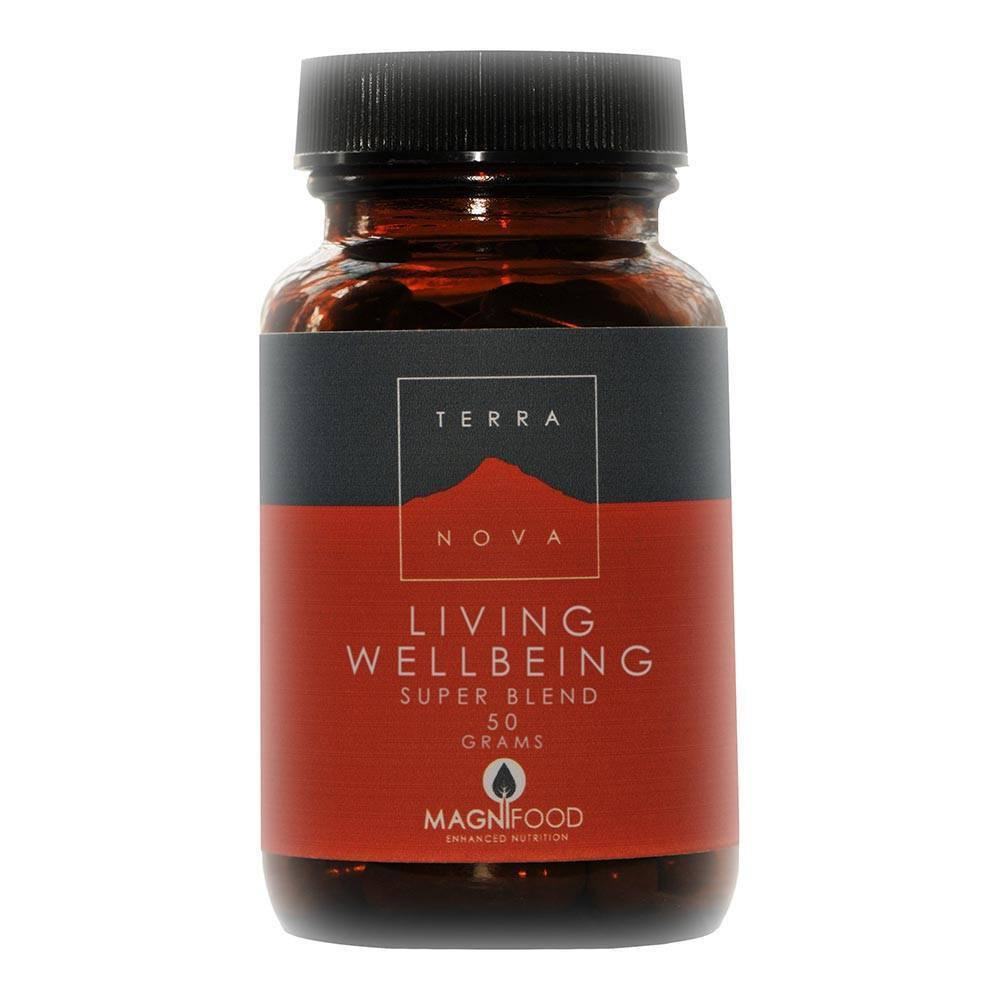 VMS - Terranova Living Wellbeing Super Blend 50 G Powder
