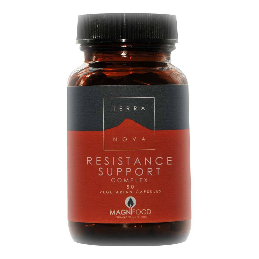 VMS - Terranova Resistance Support Complex 50 Capsules