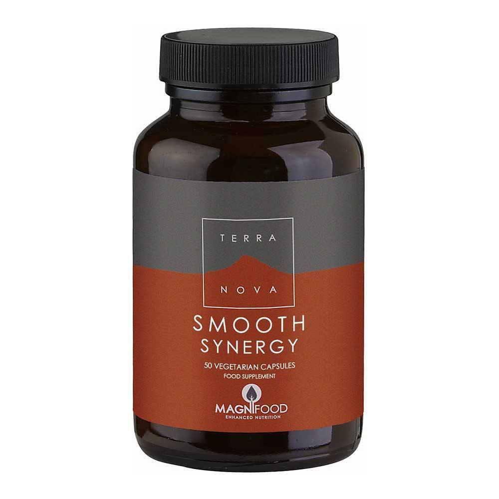 VMS - Terranova Smooth Synergy 50 Capsules