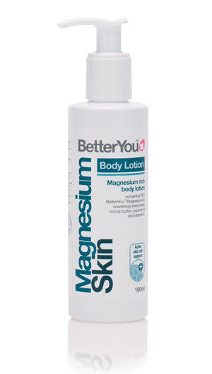 BetterYou Magnesium Body Lotion, 150ml