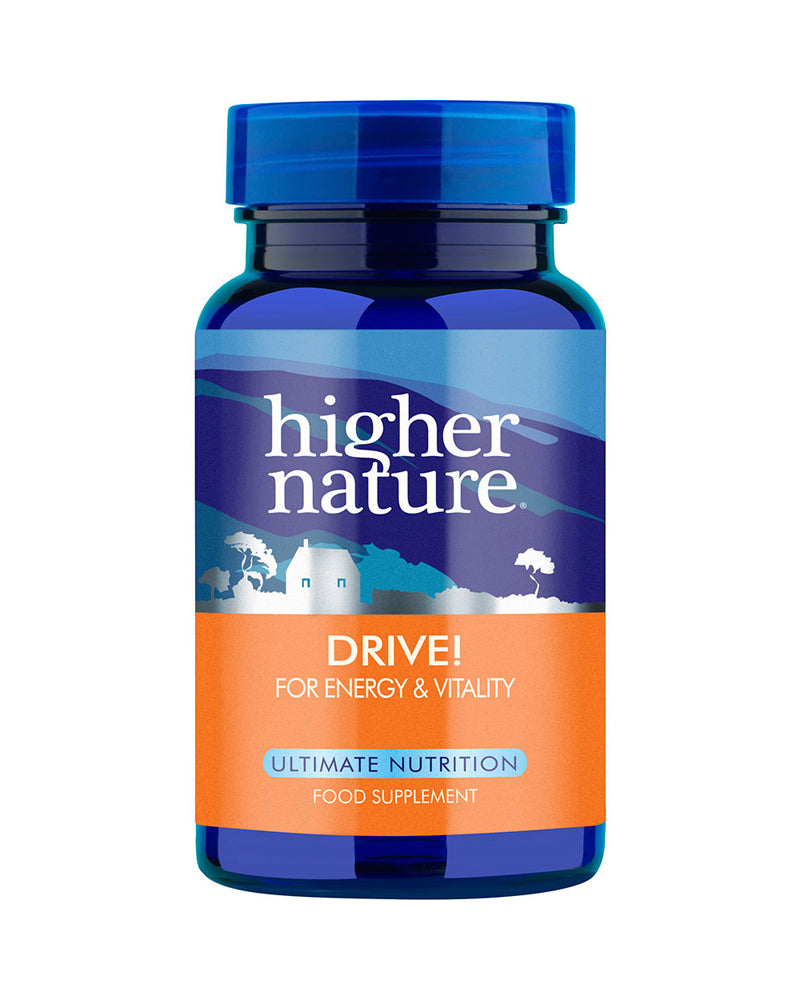 Higher Nature Drive!, 180VCaps