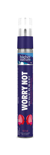 Higher Nature Worry Not, 13.5ml