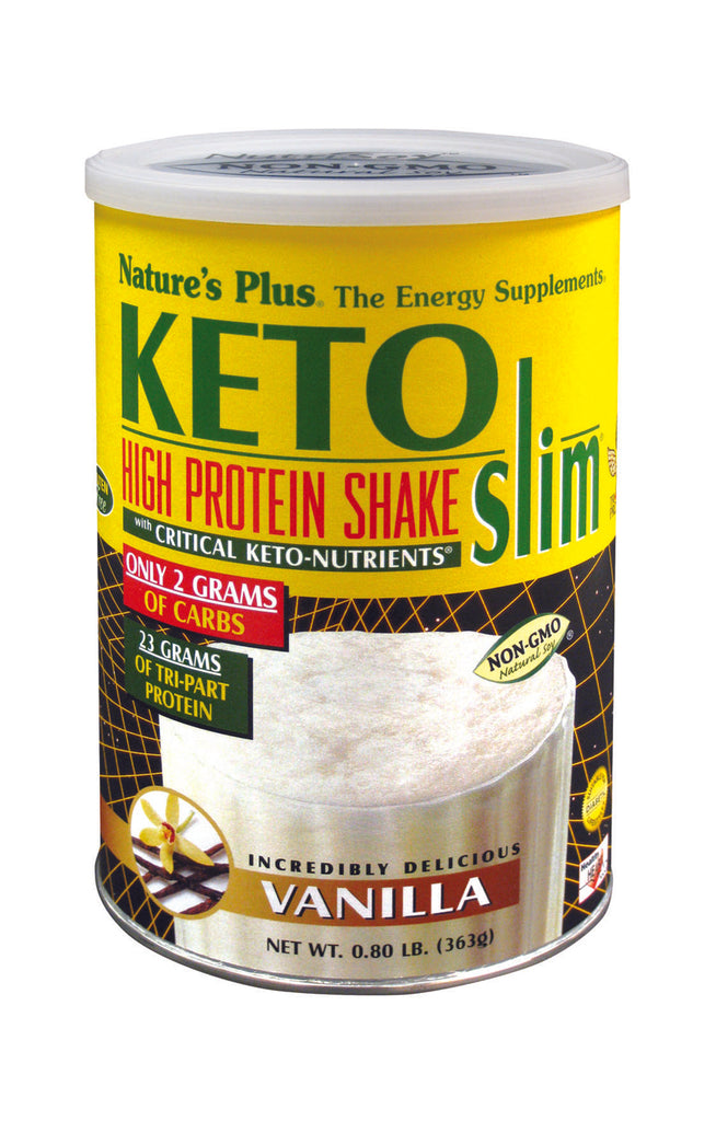 Nature's Plus KETOslim Shake, 0.8Lb
