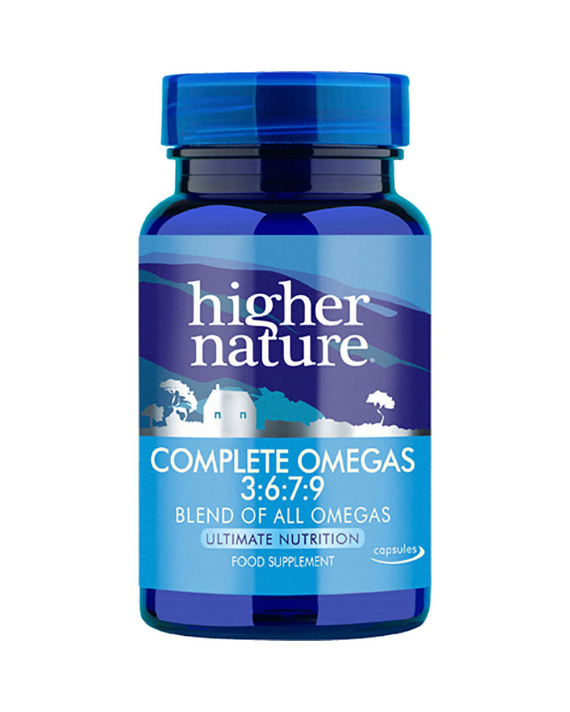 Higher Nature Essential Omegas 3.6.7.9, 90