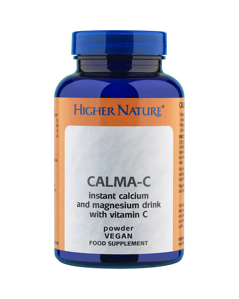 Higher Nature Calma-C Powder, 140gr