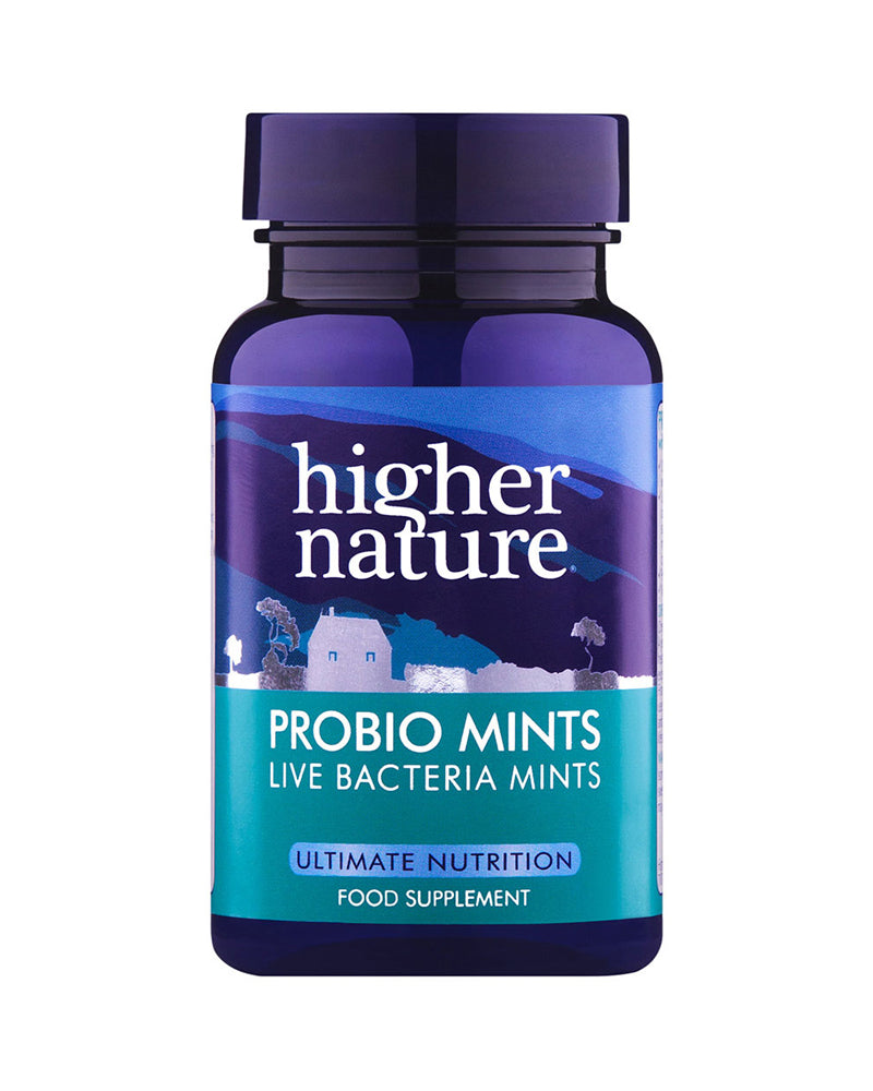 Higher Nature Probio-Mints, 60Tabs