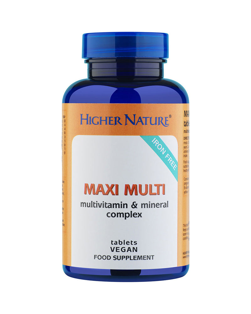 Higher Nature Maxi Multi, 90VCaps