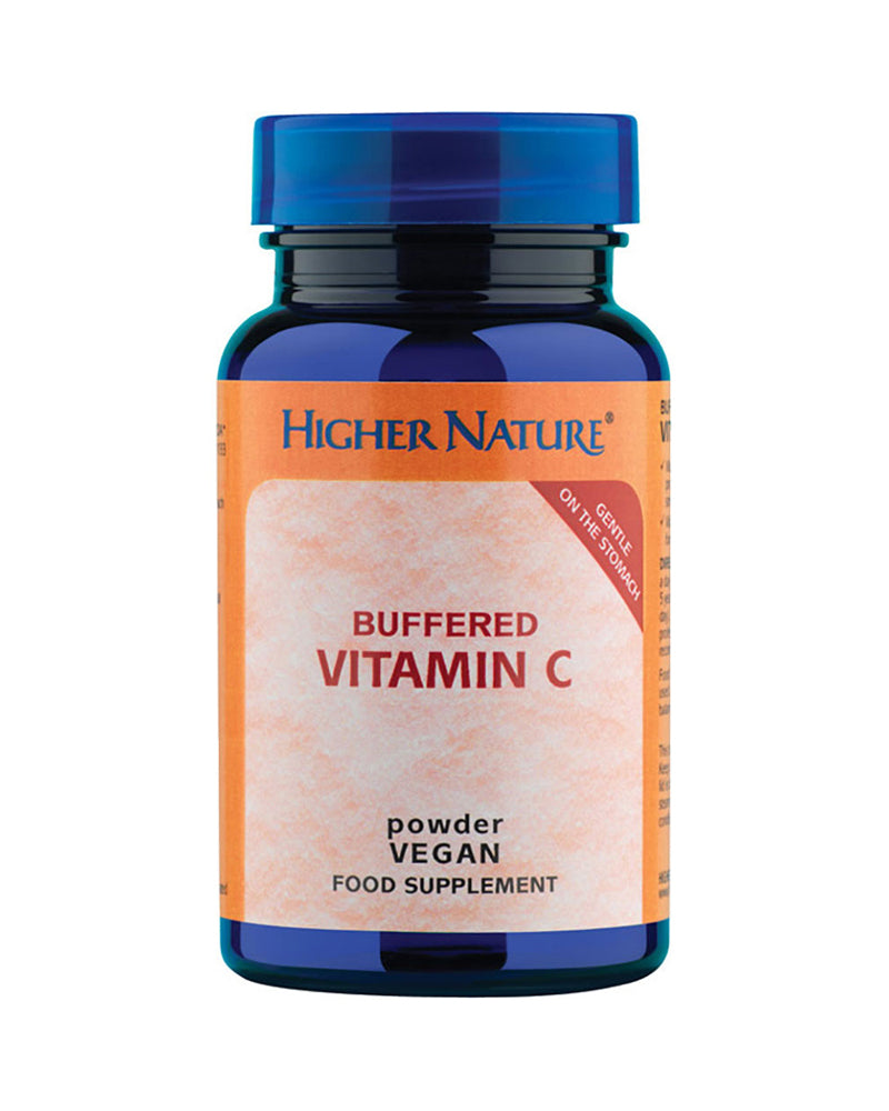 Higher Nature Buffered Vitamin C, 60gr