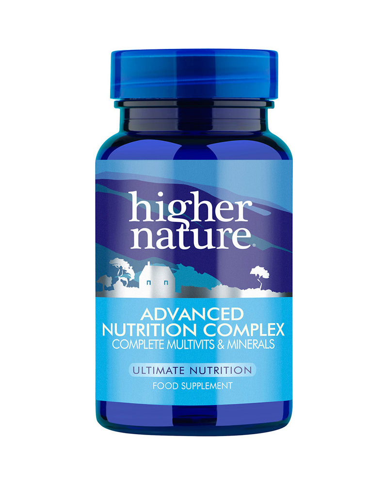 Higher Nature Advanced Nutrition Complex, 90Tabs